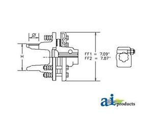 146262014 Coil Springs Friction Clutch Adjustable Fits Bondioli & Pavesi 6