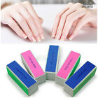 4Way Nail Art Shiner Buffer Buffing Block Sanding File Manicure Dull Polish Tool