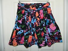 THAKOON For Target juniors girls Multi Color Full A Line SKIRT* 1