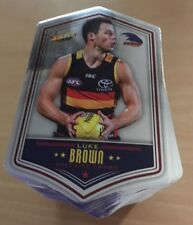 2018 Select Footy Stars  FULL SET of DIECUT (144 Cards) Album & 9 Pocket Pages