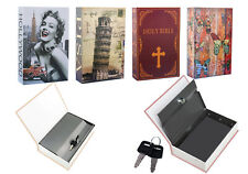 Book Safe Stash Storage Discrete Hidden Large Extra Large Bible Butterfly Model