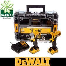 DeWALT DCK211D2T Avvitatore impulsi e avvitatore a percussione 10,8V a batteria