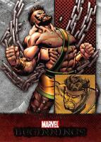 HERCULES / Marvel Beginnings Series 1 BASE Trading Card #134
