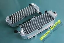 Fill Cap Right Side Aluminum Alloy Radiator Fit Suzuki RM250 1991-1992 2-stroke