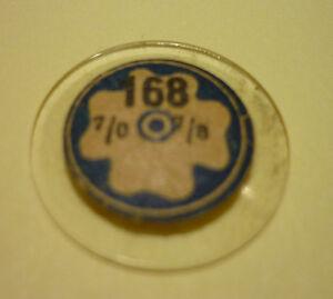 Cristal de Reloj Bolsillo, Diámetro: 16,8 MM, Montre Poche , Bolsillo