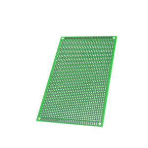 New Double Sided Prototype PCB Matrix Circuit Board Universal 9×15cm