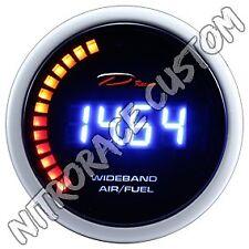 DEPO RACING  – WIDEBAND DIGITALE AIR/FUEL RATIO GAUGE   (52772LED)
