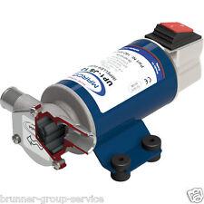 UP1-JS Impellerpumpe 28 l/min mit integriertem on/off Schalter - 12V