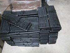 Lot of 50 Genuine Dell USB Wired Black Keyboard 05P02F
