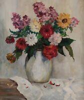 Walter Kraus - Flower Still Life