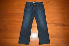 PAIGE - Made USA - RELAXED BOOT CUT Blue Jeans - Men Size 33 x 33 - PERFECT!