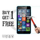 Film protecteur écran en verre trempé pour Nokia/Microsoft Lumia 640