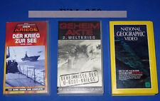 Bismarck U-Boot See Krieg WKII Video original Aufnahmen