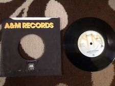"""Vinyl Records - 7"""" - Hazel O'Connor - """"Will You"""" / """"Sons & Lovers"""""""