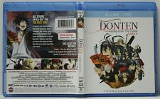 Donten: Laughing Under The Clouds - 3 Film Collection (Blu-Ray/DVD) FREE Ship