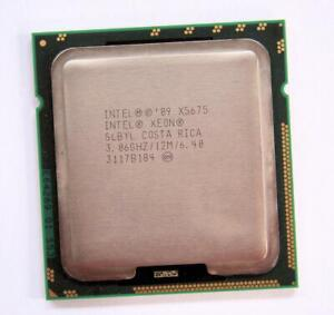 Intel Xeon X5675 SLBYL Six-Core 3.06GHz/12M/6.40 Socket LGA1366 Processor CPU