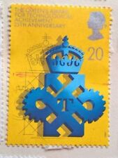 Great Britain stamps - Queens Award for Technological Achievement 20p - FREE P&P