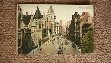 OLD BRITISH POSTCARD c1900, THE LAW COURTS LONDON ENGLAND
