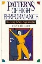 Patterns of High Performance: Discovering the Ways People Work Best - Acceptable