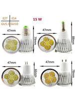 LED Spotlight E27/E14/GU10/MR16 3w 4w 5w 6w 9w 12w 15w Bulb SMD/COB/Epistar Lamp