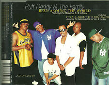 cn A8 cd single PUFF DADDY & THE FAMILY feat NOTORIUS B.I.G.& MASE BEEN AROUND T