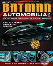 Dc Batman Figurine Automobilia  #18 The Batman Animated Series Eaglemoss