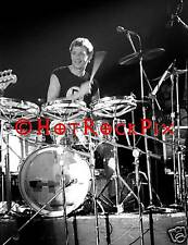ARCHIVAL QUALITY PHOTO OF BILL BRUFORD IN CONCERT 1980