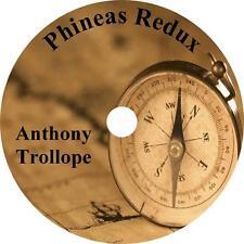 Phineas Redux, Anthony Trollope Palliser Romance Politics Audiobook on 1 MP3 CD
