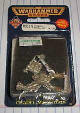 40k Rare oop Vintage Metal Space Marine Blood Angel Sanguinary Priest Corbulo