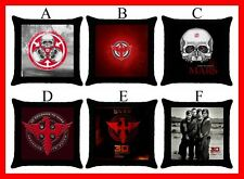 30 Thirty Second To Mars Rock Throw Pillow Case #Pick 1