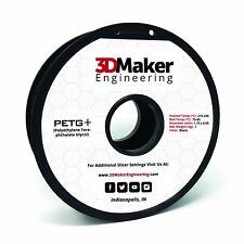 PETG+ Pro Series 3D Printer Filament - 3DMaker Engineering