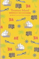 Treasure Island by Robert Louis Stevenson (Paperback) Book