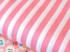 """Unbranded Striped Quilting 45"""" Craft Fabrics"""