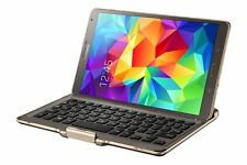 Genuine Samsung Wireless Keyboard Stand Case Cover for Galaxy Tab S 8.4 Bronze