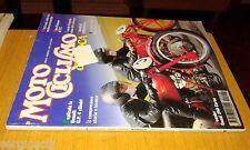MOTOCICLISMO D'EPOCA #  4-APRILE 1996-BENELLI GP 4 CILINDRI-GUZZI 250 CORSA