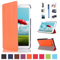 "For Samsung Galaxy Tab A E 7"" 8"" 9.6"" inch T560 T561 PU Leather Stand Case Cover"