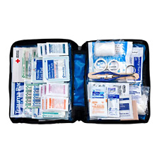 First Aid Only All-purpose First Aid Kit Soft Case with Zipper 299-Piece Kit .