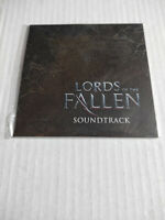 Lords of the Fallen PS4 Original Soundtrack CD Sealed No Game