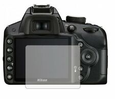 3x New Ultra Clear Screen Guard Protector Saver Film for Nikon D3200 Digital SLR