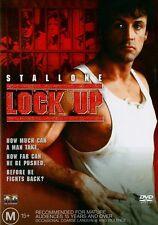 LOCK UP (Sylvester STALLONE Donald SUTHERLAND) Prison ACTION THRILLER DVD Reg 4