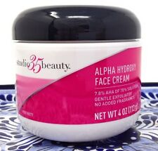 STUDIO 35 BEAUTY ALPHA HYDROXY FACE CREAM (Exfoliate Acid Anti-Aging Lotion) 4oz