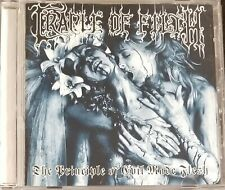 Cradle Of Filth - The Principle Of Evil Made Flesh CD (1994 Cacophonous Records)