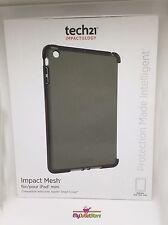 Genuine Tech 21 Impact Mesh iPad Smokey Grigio Mini Case Cover per Mini 1 2 3 NUOVO