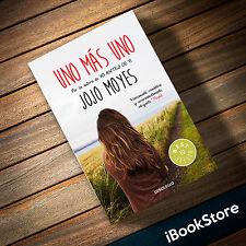 Uno Mas Uno (One Plus One) by Jojo Moyes Paperback Book (Spanish)