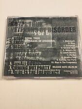 ROYAL TRUX 'VETERANS OF DISORDER' RARE UK PROMO CD LIKE NEW