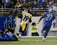 JuJu Smith-Schuster Autographed Signed 8x10 Photo ( Steelers ) REPRINT