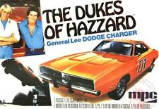 1:25 General Lee 1969 Dodge Charger Dukes of Hazard MPC modelkit