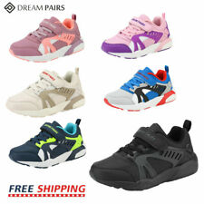 DREAM PAIRS Kids Boys Girls Sneakers Running Shoes Sports Athletic Walking Shoes