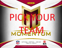 2013 Panini Momentum Football Card Team Sets PICK YOUR TEAM FROM THE LIST