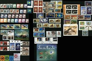 KAZAKHSTAN Postage Stamps Sheets Collection 1992-1996 MINT NH